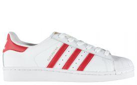 adidas-superstar-damessneaker-rood
