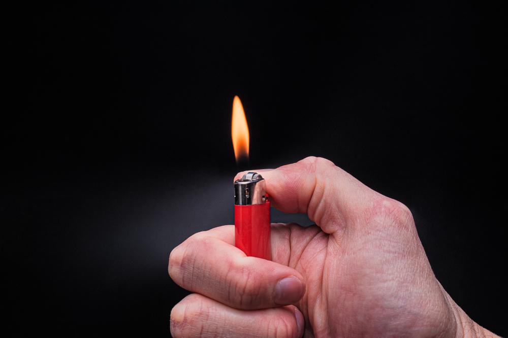 aanstekers bedrukken